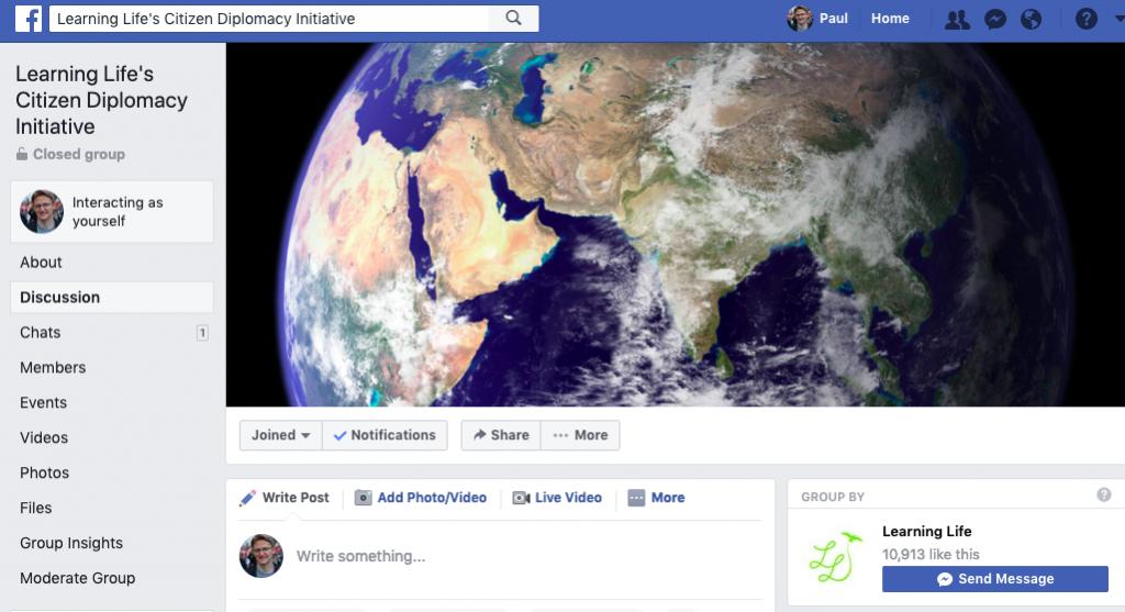 CDI Facebook Group