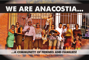 Anacostia residents