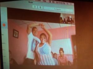 Gladys & Tonio dance