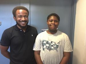 Desmond and Javion