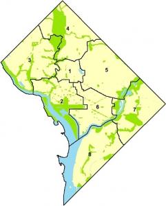 DC Wards 1-8