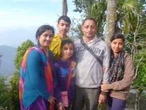 Pandeya Family