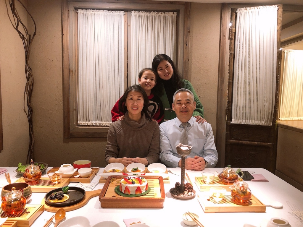 Wang Family (China)