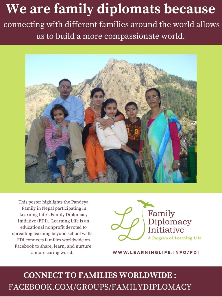 The Pandeya Family (Nepal)